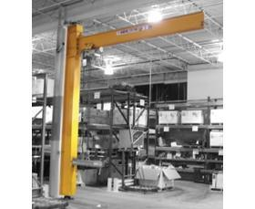 Discover why Spanco Jib Cranes are such a popular choice for many businesses.
