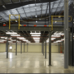 Distribution Center Mezzanine