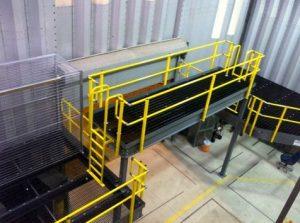 mezzanine warehouse maryland