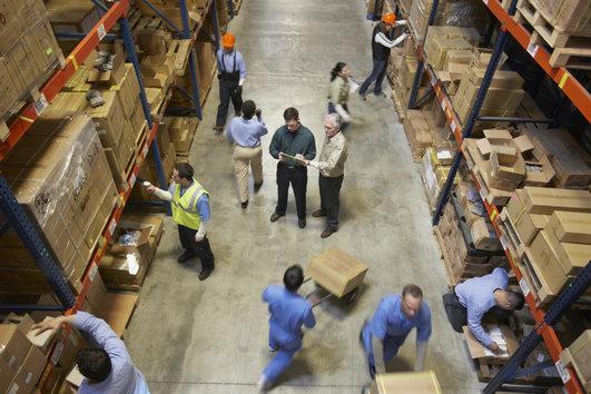 Warehouse Design Baltimore
