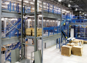 mezzanines-warehouse-layout-solutions