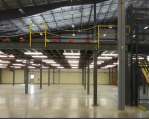 New York warehouse