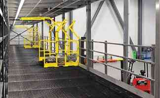 Choosing the Right Decking for Your Mezzanine