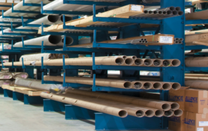 Maximizing Storage Space with Cantilever Rack Systems